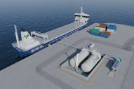 New Joint Venture Emerges to Build Ammonia Bunkering Facilities