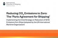New ICS Publication Examines Shipping's Road to Zero Emissions
