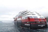 Hurtigruten's Hybrid Makes Maiden Voyage