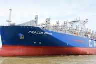 CMA CGM Takes Delivery of Boxship With Closed-Loop Scrubber