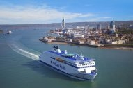 Brittany Ferries Charters LNG-powered Ferry