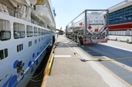 AIDA Cruises Initiates Regular LNG Bunkering Ops for AIDAperla