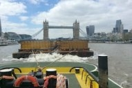 PLA Announces New Research on Thames' Vessel Emissions